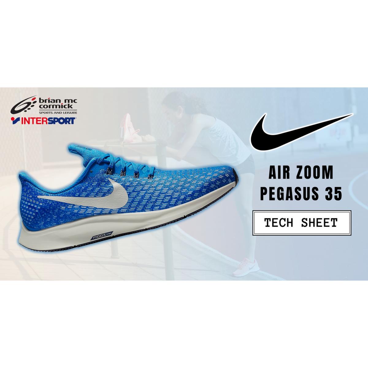 59655f786ce Nike Air Zoom Pegasus 35 - Tech Sheet - BMC SportsBMC Sports