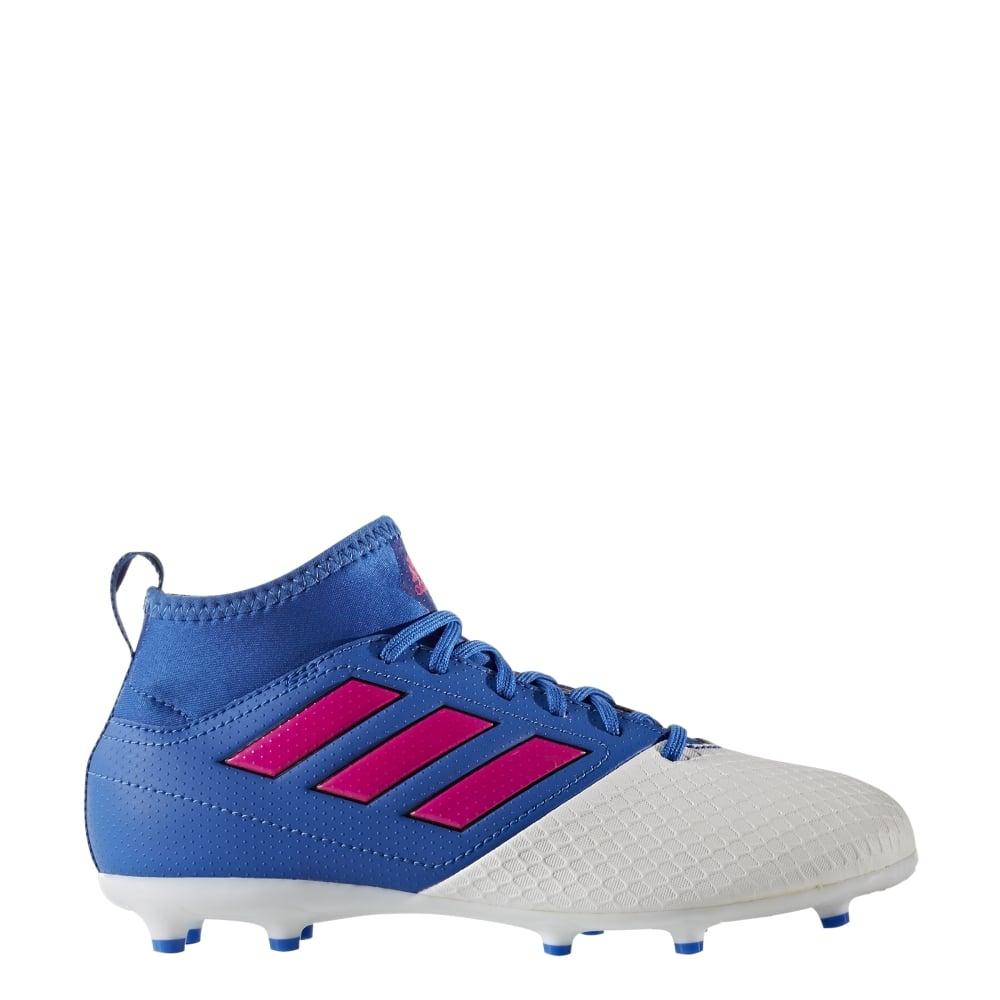 sports shoes 10de7 ad8b9 ACE 17.3 Primemesh Firm Ground Junior Boots