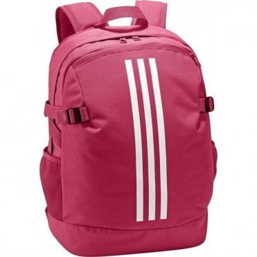 3 Stripes Power Backpack Pink