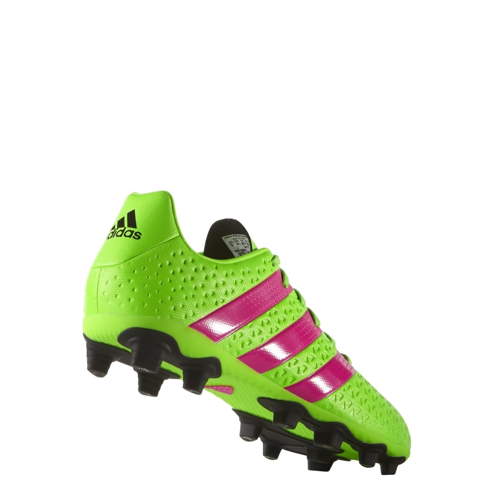 100% authentic 72e6e 3987d Adidas ACE 16.4 FxG BOOTS GREEN