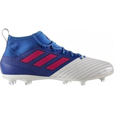 ACE 17.2 Primemesh Firm Ground Boots Blue