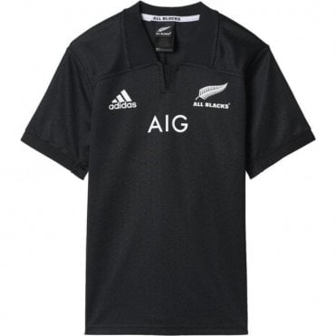 All Blacks Rugby Youth Jersey