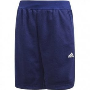 Boys Football Knit Shorts