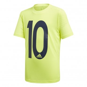 a6b34d82c Boys Messi Icon Jersey Yellow