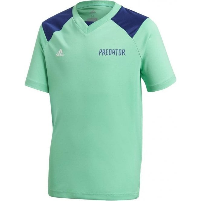 Adidas Boys Predator Football Jersey