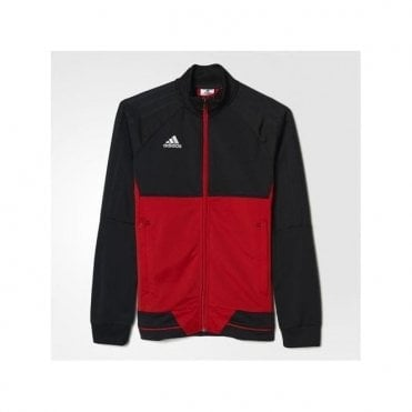 Boys Tiro 17 Training Jacket Red