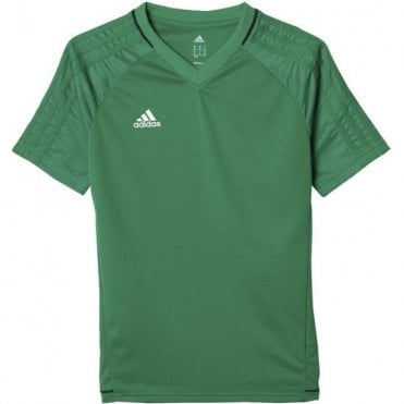 Boys Tiro 17 Training Jersey Green