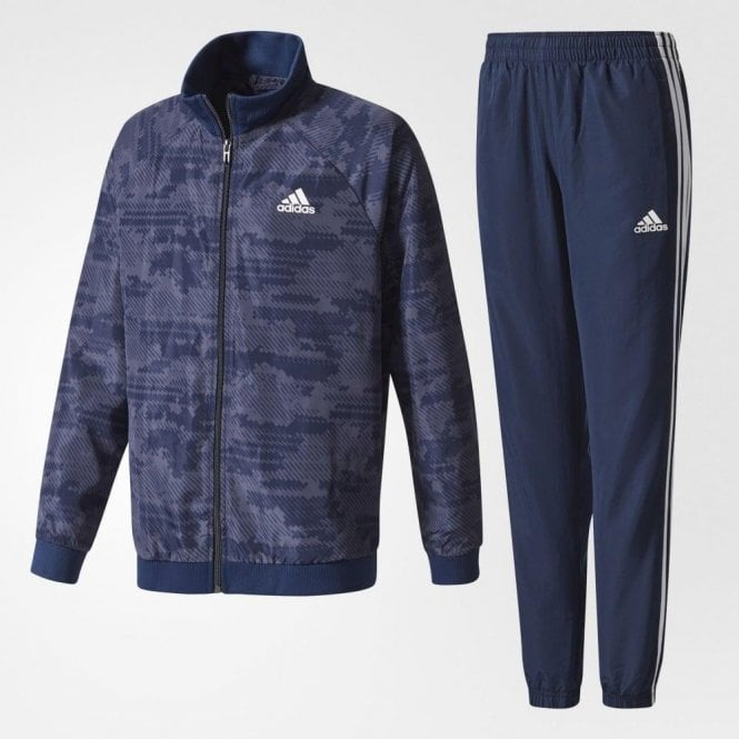 Adidas Boy's Training Track Suit