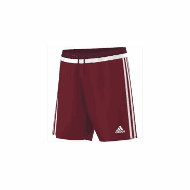 CAMPEON 15 SHORT RED/WHITE