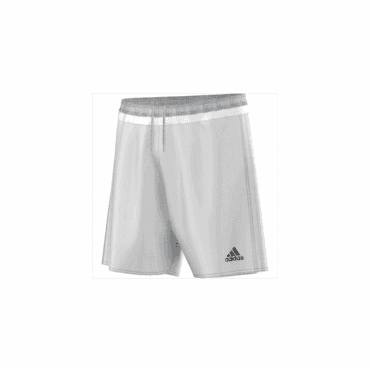 CAMPEON 15 SHORT WHITE/GREY/BLACK