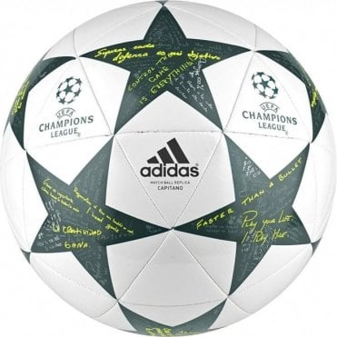 CHAMPIONS LEAGUE FINALE16 CAPITANO BALL