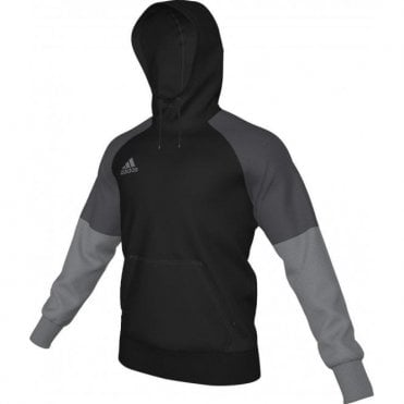 CONDIVO 16 HOODY BLACK/DARK GREY/VISTA GREY