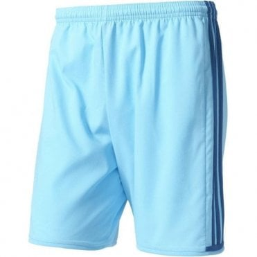 CONDIVO 16 SHORTS BRIGHT CYAN/DARK MARINE