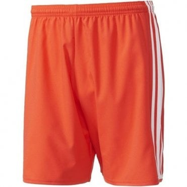 CONDIVO 16 SHORTS BRIGHT RED/WHITE