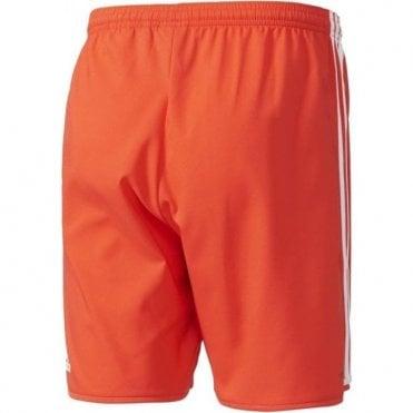 green adidas shorts