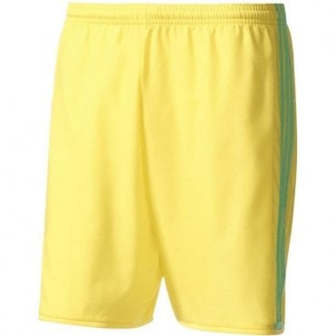CONDIVO 16 SHORTS BRIGHT YELLOW/ENERGY GREEN