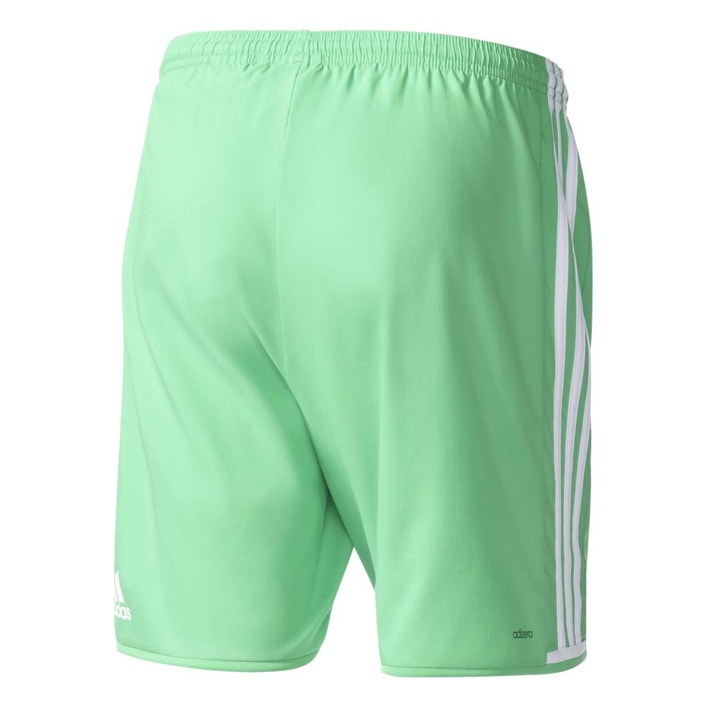 Adidas CONDIVO 16 SHORTS ENERGY GREENWHITE. ‹
