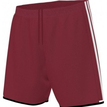 CONDIVO 16 SHORTS POWER RED/BLACK/WHITE