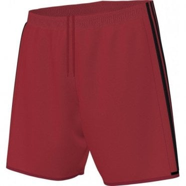 CONDIVO 16 SHORTS VIVID RED S13/POWER RED/BLACK