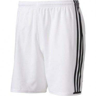 CONDIVO 16 SHORTS WHITE/BLACK
