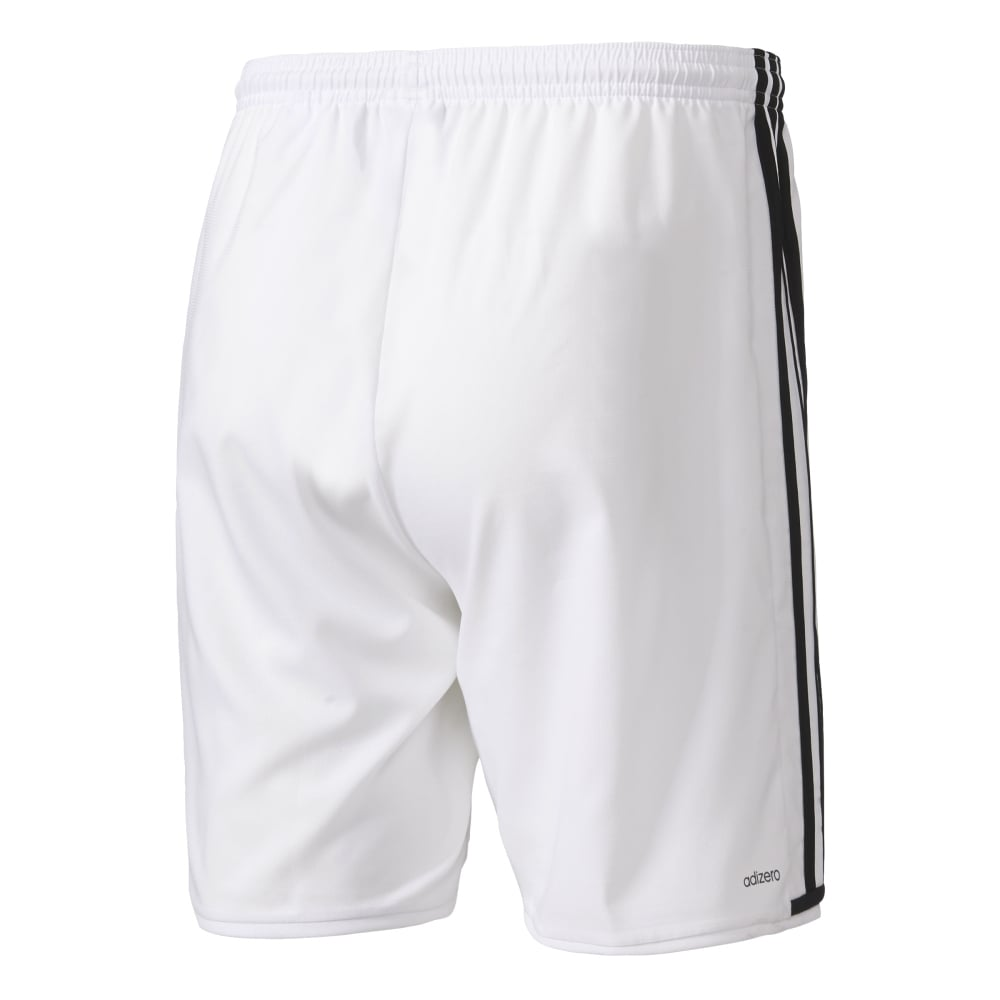 CONDIVO 16 SHORTS WHITE BLACK fd4ab62bd417