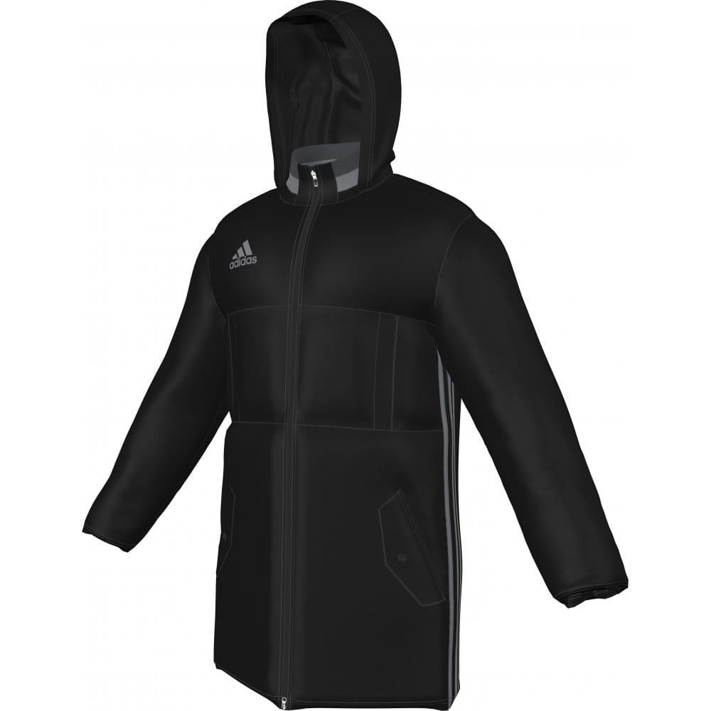 Adidas CONDIVO 16 STADIUM JACKET BLACKVISTA GREY S15