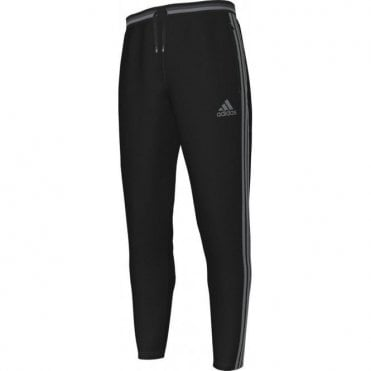 CONDIVO 16 TRAINING PANT BLACK/VISTA GREY
