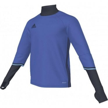 CONDIVO 16 TRAINING TOP BLUE/COLLEGIATE NAVY