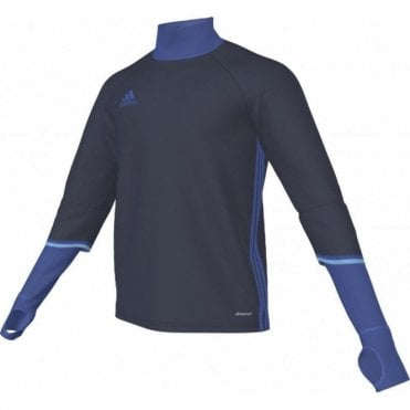 CONDIVO 16 TRAINING TOP Y BLUE/COLLEGIATE NAVY