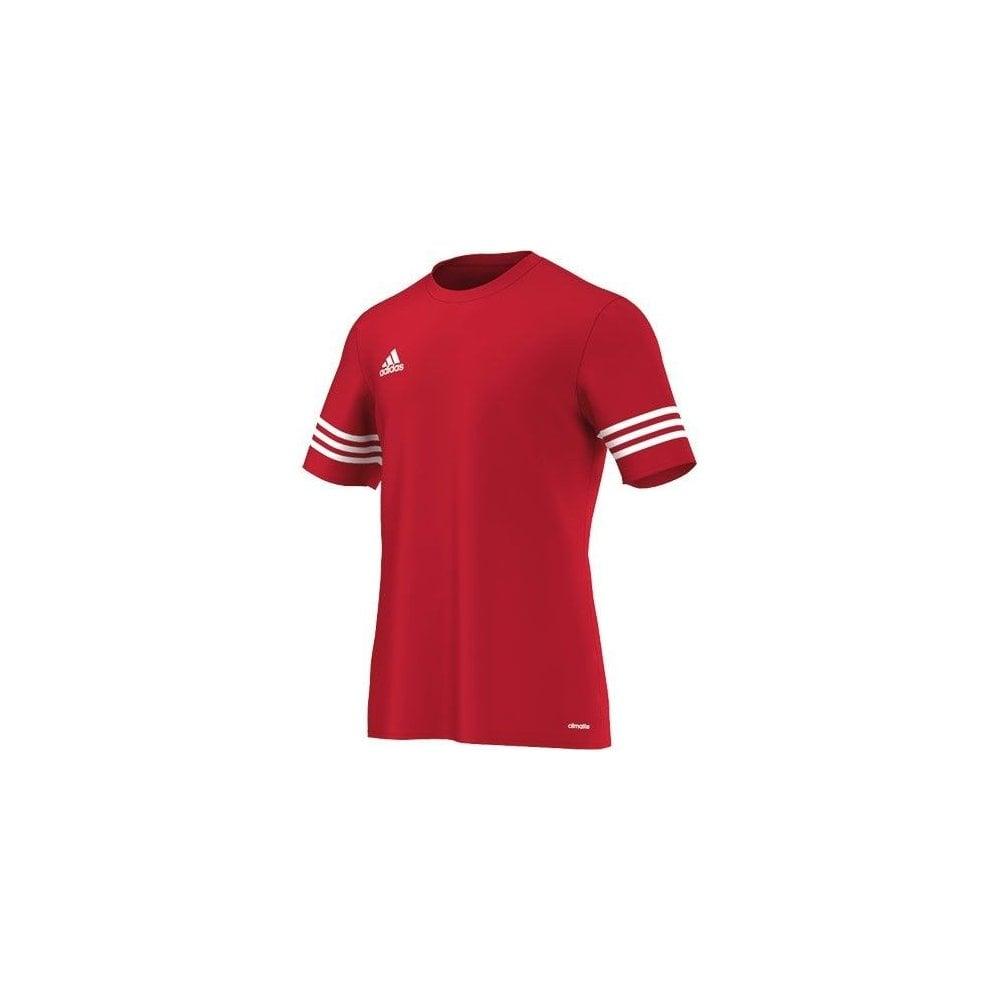 8f650d311b2ba1 Entrada 14 SS Jersey Red (Set of 26) Size S, M &