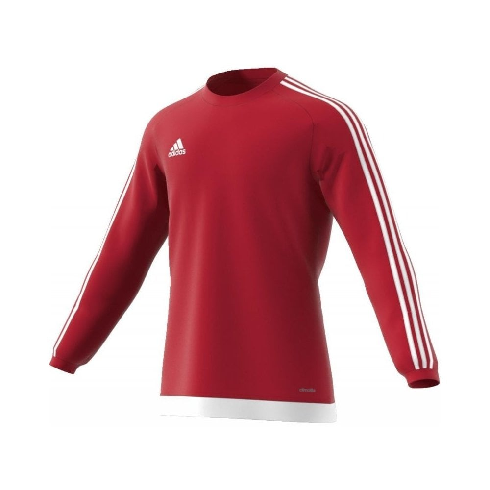 1685334f0 adidas Estro 15 LS Jersey Red   adidas Teamwear