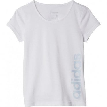 Girl's Essentials Linear Tshirt