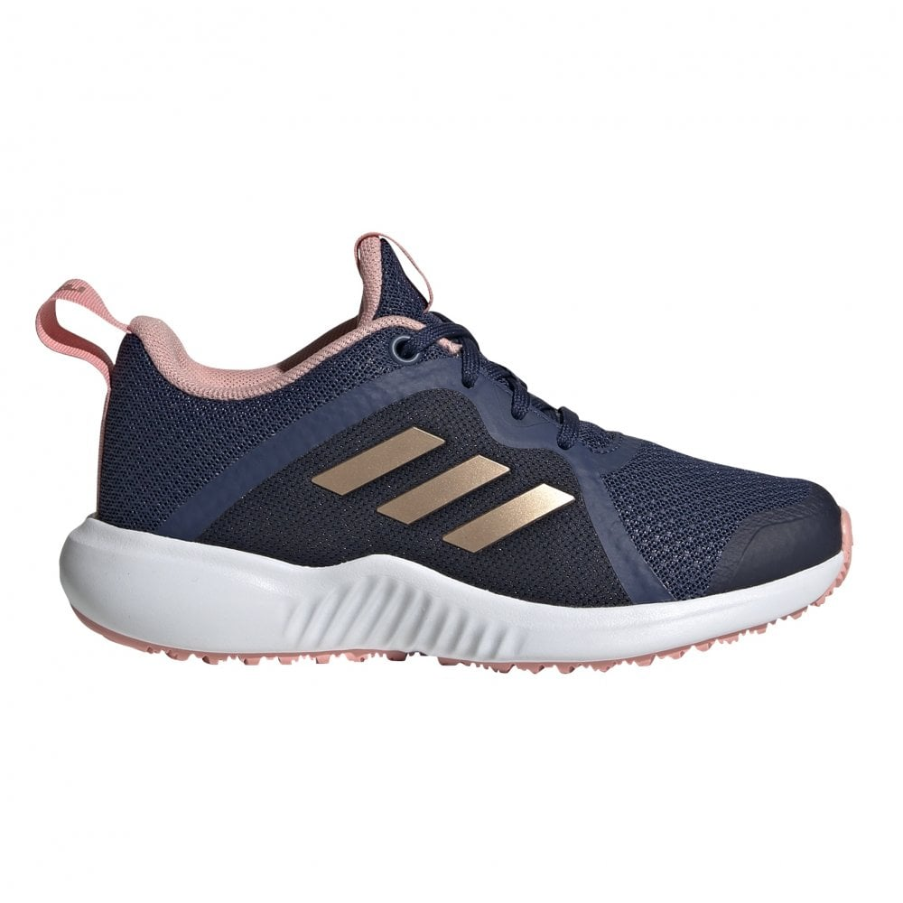 adidas Girls FortaRun Navy | BMC Sports