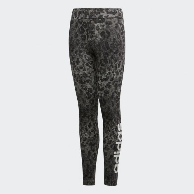 Adidas Girl's Graphic Linear Tights