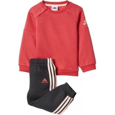 Girls Sports Crew Jogger Infants Tracksuit