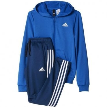 Girls Tracksuit Hooded Polyester
