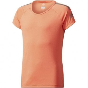 Girls Training Cool Tee