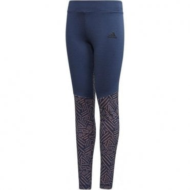 Girls Training Tights