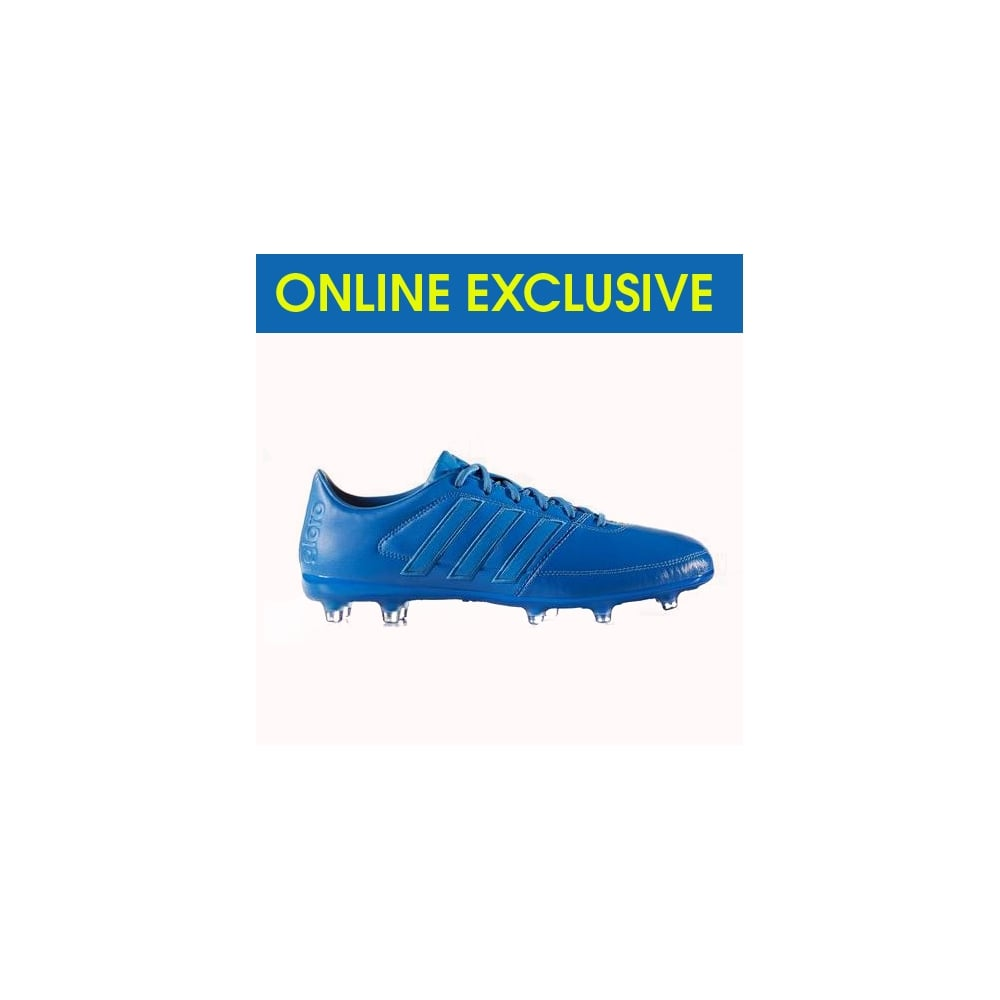 sneakers for cheap 4ff7c b5400 GLORO 16.1 FG BOOT BLUE