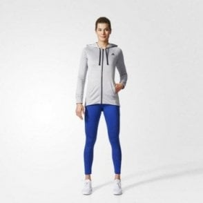 Hoodie and Tights Track Suit