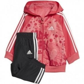 Infant Girls Woven Tracksuit