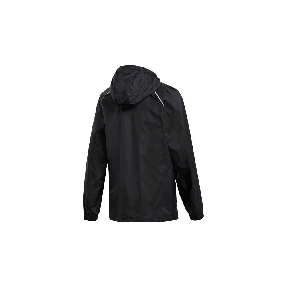 adidas Kids Core 18 Rain Jacket Black
