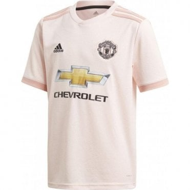 65b370c1b31 Kids Man United Away Jersey 18 19