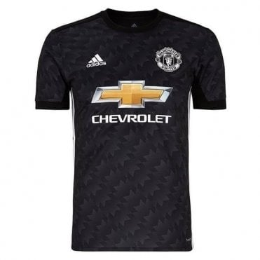 Kids Manchester United Away Replica Jersey