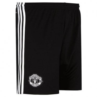 Kids Manchester United Away Shorts