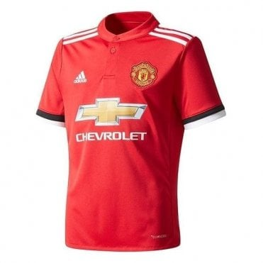 Kids Manchester United Home 17/18