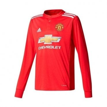 Kids Manchester United LS Home 17/18