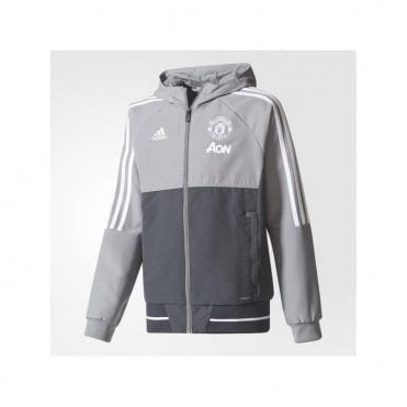 Kids Manchester United Presentation Jacket