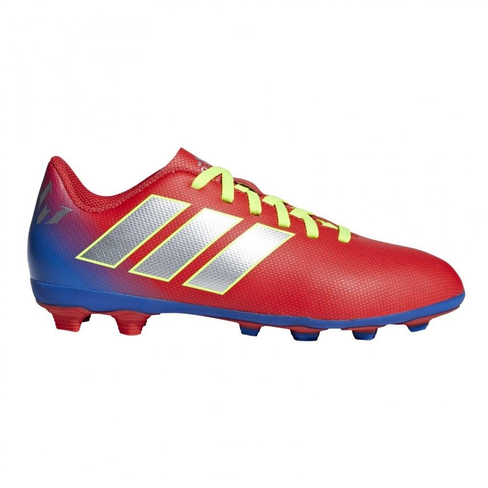 adidas Kids Nemeziz Messi 18.4 FxG  d75ad108b58e4