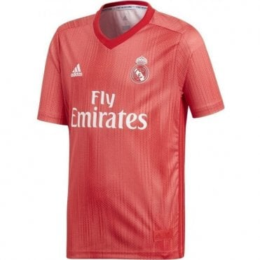 Kid's Real Madrid Third Jersey 18/19